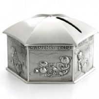 Royal Selangor Saving for a rainy day coin box
